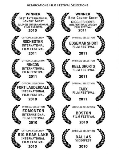 altarcations film festival selections