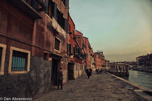 Venice Along the Boardwalk