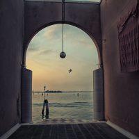Venice Beautiful Sunset