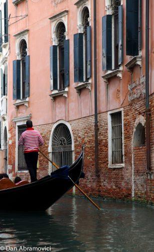 Venice Gondolla Man 3