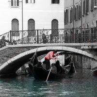 Venice Wheres Gondolla Man
