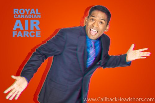 Darryl Hinds Air Farce SNL Style