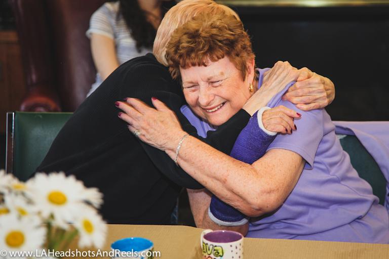 Hugging 1 Dan Abramovici