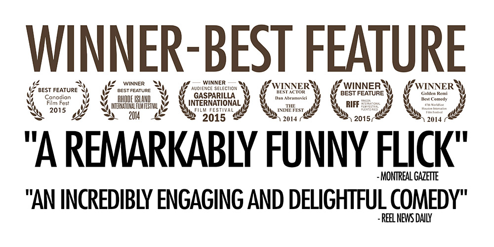 Remarkably Funny! Winner - Best Feature. Engaging and delightful.