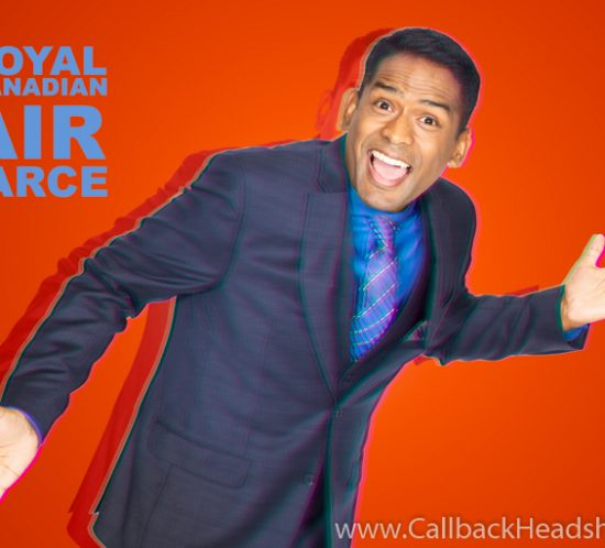 Darryl Hinds Air Farce SNL Style